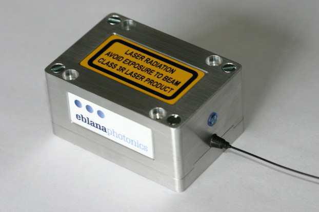Laser News Eblana Photonics